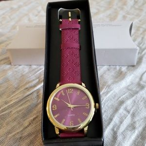 Avon Lovely Casual Chic Ladies Watch